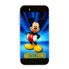 Чехол для iPhone 5/5S Moschino 17-001
