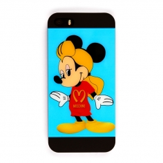 Чехол для iPhone 5/5S Moschino 17-003
