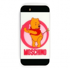 Чехол для iPhone 5/5S Moschino 17-002