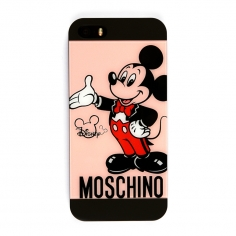 Чехол для iPhone 5/5S Moschino 17-004
