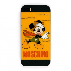 Чехол для iPhone 5/5S Moschino 17-005