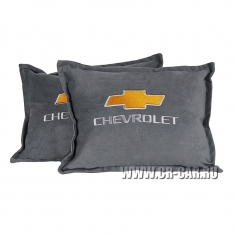 Подушка Chevrolet-21 Light Grey (Комплект 2 шт.)