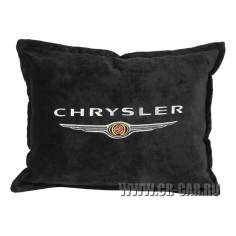 Подушка Chrysler-11 Black