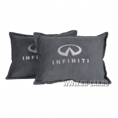 Подушка Infiniti-11 Light Grey (Комплект 2 шт.)